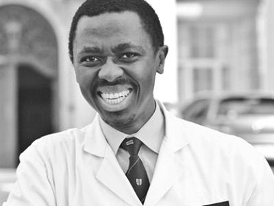 Prof. Bongani Mayosi